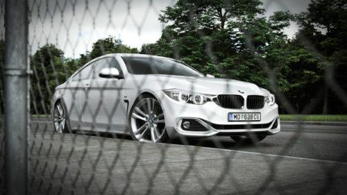 BMW 4er «F32» (2016)