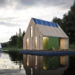 Autonomous Container House (2013)