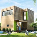 Micro Home 45m2 (2014)
