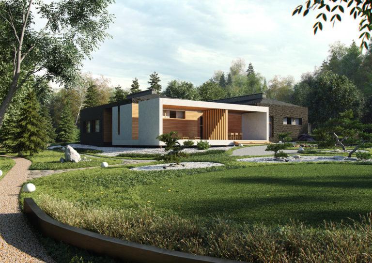 Modern Cottage 2 (2013)
