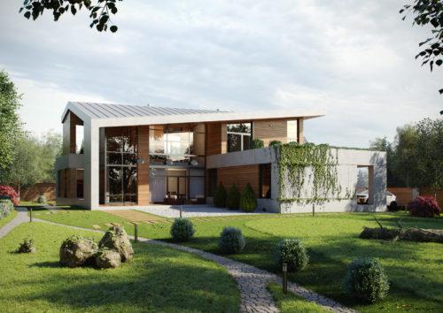 Modern Cottage (2013)